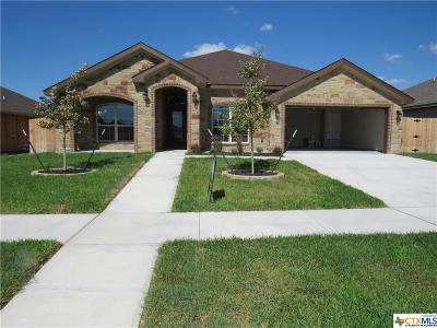 Killeen Single Family Home For Sale: 6103 Cordillera Drive