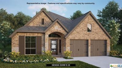 New Braunfels Single Family Home For Sale: 625 Volme