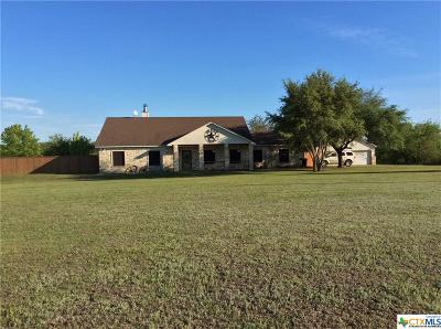 Coryell County Single Family Home For Sale: 1550 County Road 274