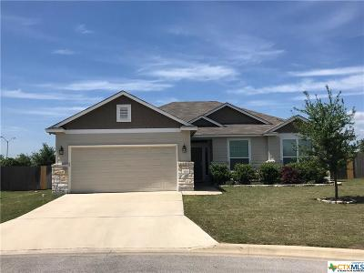 Temple Single Family Home For Sale: 1619 Neuberry Cliffe