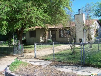 Killeen Single Family Home For Sale: 2208 Davis Drive