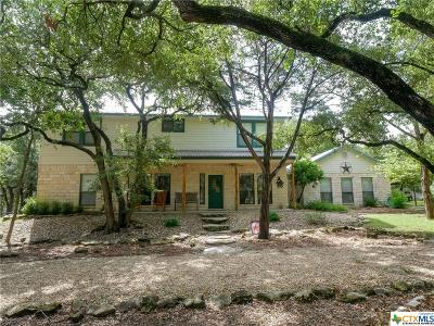 Belton Single Family Home For Sale: 26 Wrangler Drive