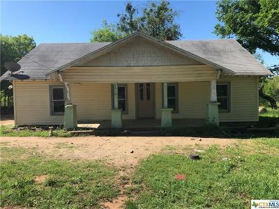 Gatesville Single Family Home For Sale: 2414 Bridge Street