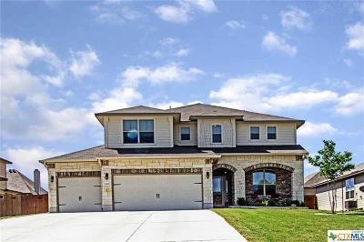 Copperas Cove  Single Family Home For Sale: 1425 Lubbock Drive