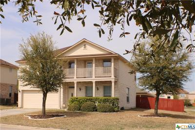 Harker Heights Single Family Home For Sale: 225 Lottie Lane