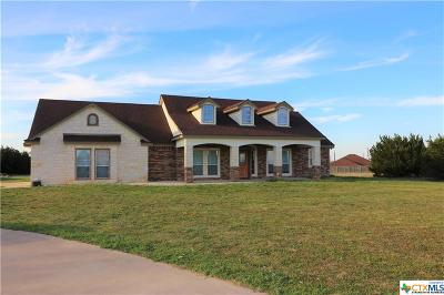 Copperas Cove Single Family Home For Sale: 203 Coleton Drive