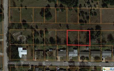 Coryell County Residential Lots & Land For Sale: Tdb Bigham Drive