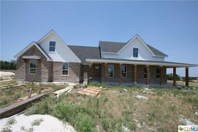 Lampasas Single Family Home For Sale: 640 Blackbuck Ridge Drive
