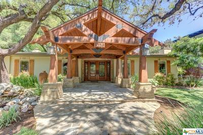 New Braunfels Single Family Home For Sale: 1036 N Liberty Avenue