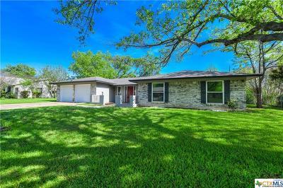 Harker Heights Single Family Home Pending: 205 E Cherokee Drive