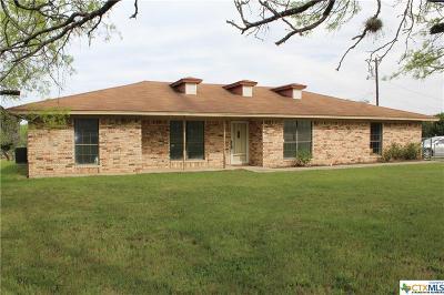 Kempner Single Family Home For Sale: 3275 Sikes Drive