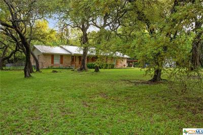 Salado Single Family Home Pending: 7690 Fm 2484