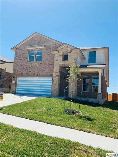 Killeen Single Family Home For Sale: 8909 Palmont Drive