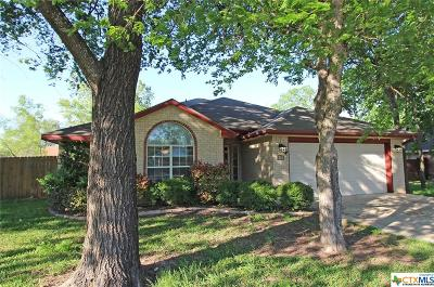 Killeen Single Family Home For Sale: 115 Turtle Creek Drive