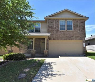 Killeen Single Family Home For Sale: 9011 Bellgrove Court