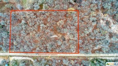 La Vernia Residential Lots & Land For Sale: Lot 2 545 Enchanted Oak