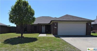 Killeen Single Family Home For Sale: 4608 Water Oak Drive