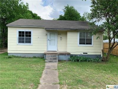 Killeen Single Family Home For Sale: 1802 N 10th Street