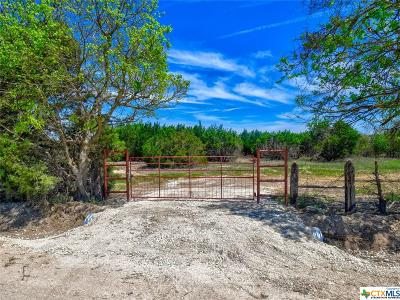 Lampasas County Residential Lots & Land For Sale: 00 County Road 2699 Tract 3