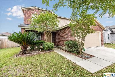 New Braunfels Single Family Home For Sale: 368 Scenic Meadow