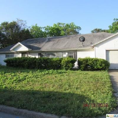 Copperas Cove Single Family Home For Sale: 211 W Washington Avenue