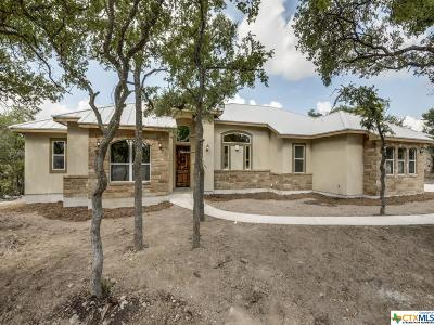 Spring Branch Single Family Home For Sale: 277 Toucan Dr.