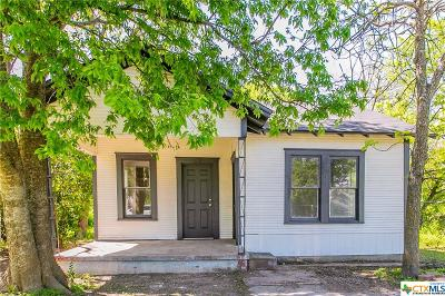 Temple Single Family Home For Sale: 811 E Avenue A