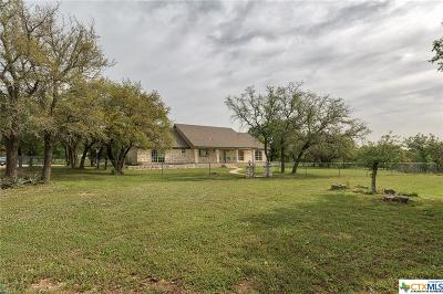 Coryell County Single Family Home For Sale: 350 County Road 102