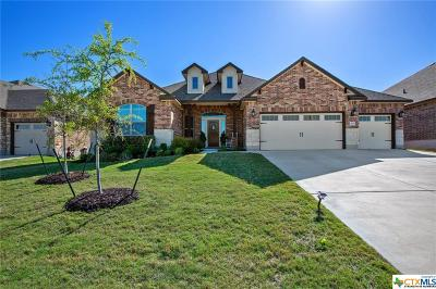 Belton Single Family Home For Sale: 5717 Fenton Lane