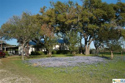 Coryell County Single Family Home For Sale: 3483 County Road 158