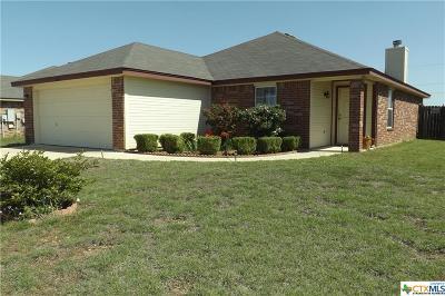 Killeen Single Family Home For Sale: 3603 Lorena Drive