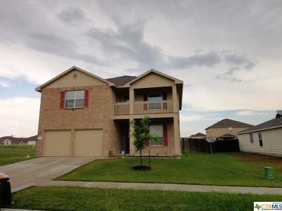 Killeen Single Family Home For Sale: 409 E Orion Drive
