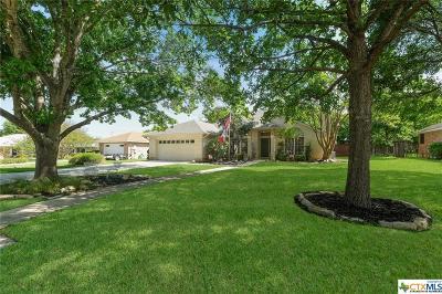 New Braunfels Single Family Home For Sale: 1274 Fox Glen Road