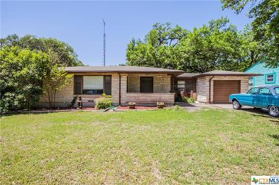 Temple Single Family Home For Sale: 1506 Live Oak Drive