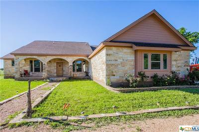 Salado TX Single Family Home For Sale: $1,475,000