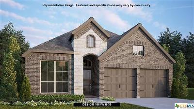 Seguin Single Family Home For Sale: 1921 Creek Ridge Street