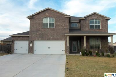 Killeen Single Family Home For Sale: 6113 Malachi Lane