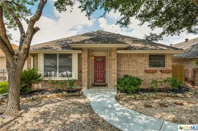New Braunfels Single Family Home For Sale: 2333 Essex Grace