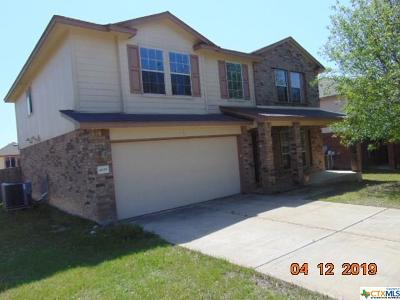 Killeen TX Single Family Home Pending: $147,000