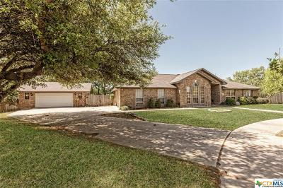 Killeen Single Family Home For Sale: 5008 Creekside Drive