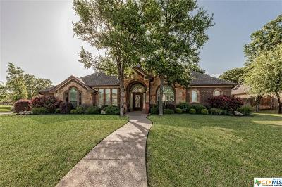 Belton Single Family Home For Sale: 3309 Breakers Cove