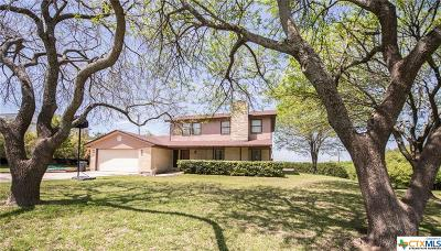 Harker Heights Single Family Home For Sale: 880 Rattlesnake Road