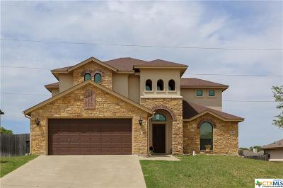 Killeen Single Family Home For Sale: 6407 Siltstone Loop