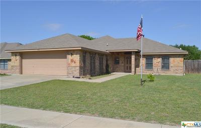Killeen Single Family Home For Sale: 4708 Ramhorn Court