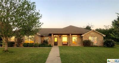Gatesville Single Family Home For Sale: 408 Cedar Ridge Road