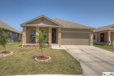 New Braunfels Single Family Home For Sale: 2247 Clover Ridge