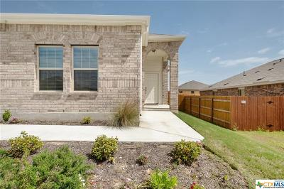 Killeen Single Family Home For Sale: 3807 Endicott