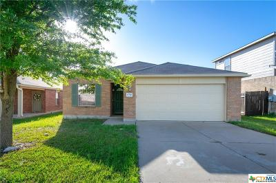 Killeen Single Family Home For Sale: 6710 Taree Loop