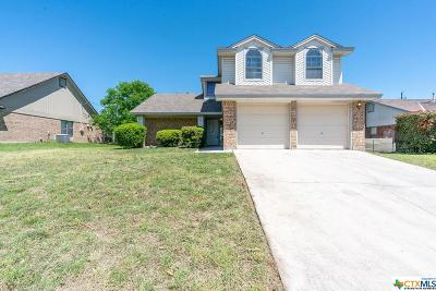 Killeen Single Family Home For Sale: 4909 Greenlee Drive