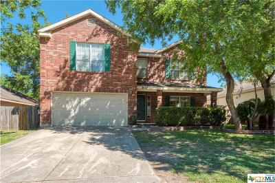 Schertz Single Family Home For Sale: 3637 Diamond Falls